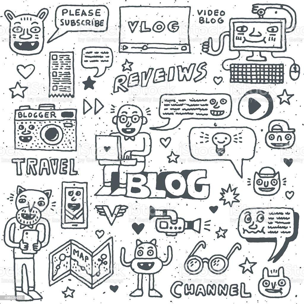 blogi z kreskówkami