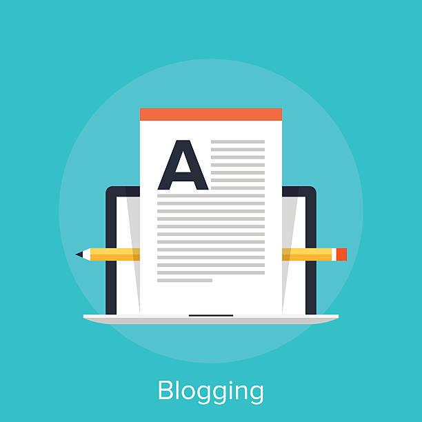 Blogs - Illustration vectorielle
