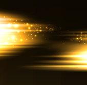 Vector illustration blurred light background. EPS10. Contains transparent effect.