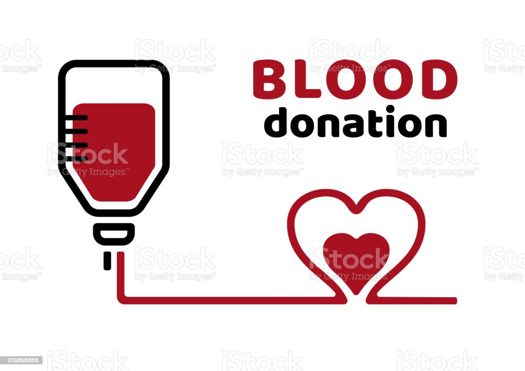 royalty free clip art of a blood donation posters clip art vector rh istockphoto com blood donation clipart blood donation clipart free