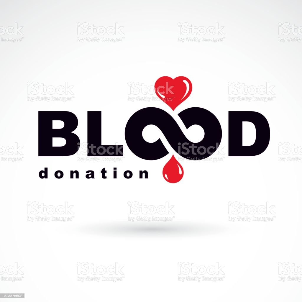Blood donation inscription isolated on white and created with vector blood donation inscription isolated on white and created with vector red blood drops heart shape buycottarizona Gallery