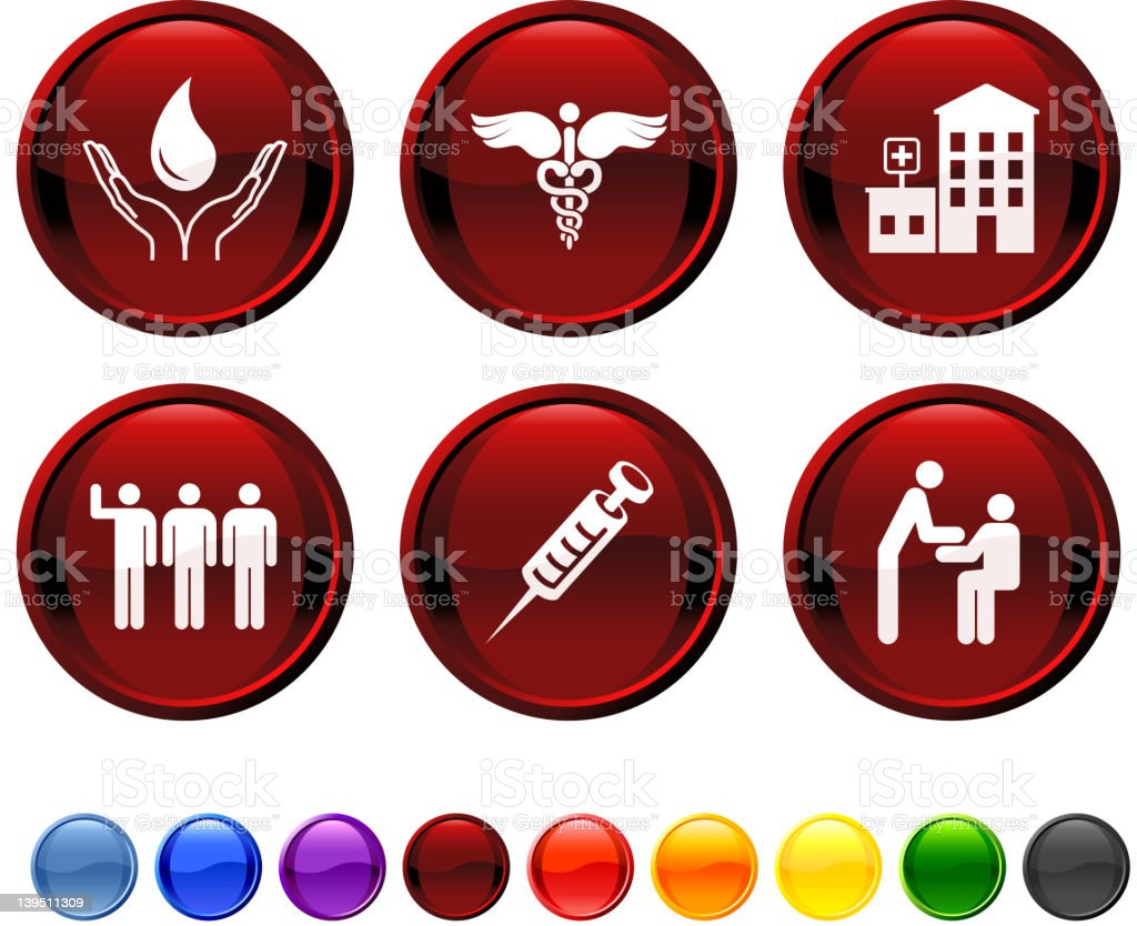 blood donation royalty free vector icon set royalty-free blood donation royalty free vector icon set stock vector art & more images of animal blood