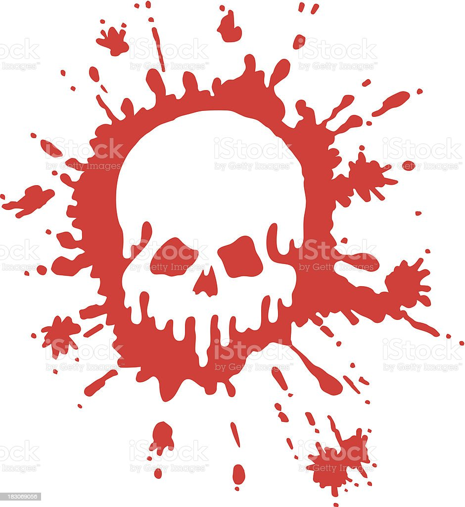 Blood Splatter royalty-free blood splatter stock vector art & more images of anatomy
