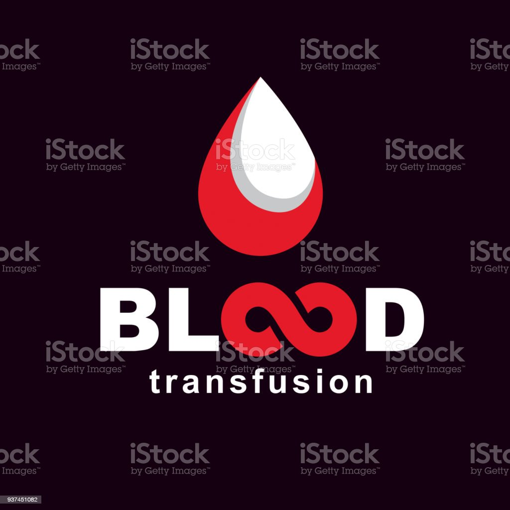 Blood transfusion inscription made with vector infinity symbol and blood transfusion inscription made with vector infinity symbol and blood drop take a concern about buycottarizona Gallery