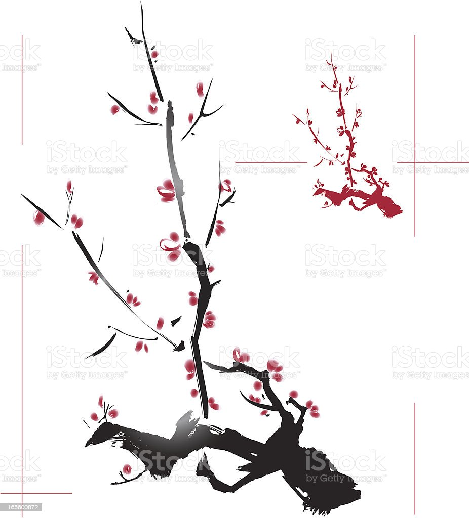 Blossom Design royalty-free blossom design stock vector art & more images of beauty