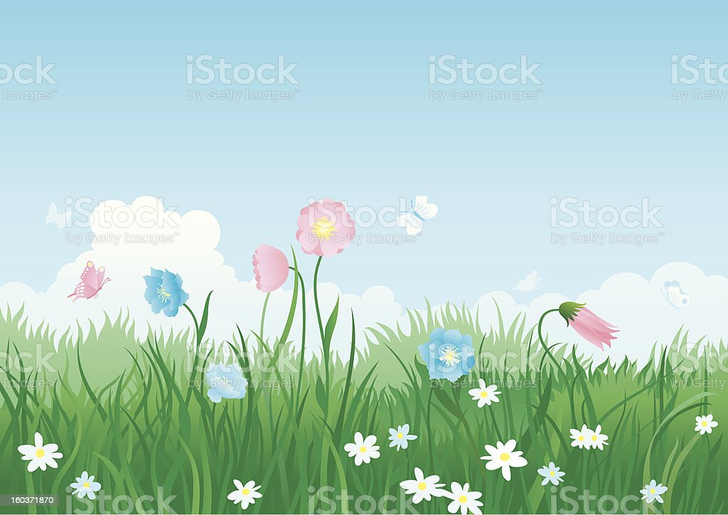 blossom summer royalty-free blossom summer stock vector art & more images of backgrounds