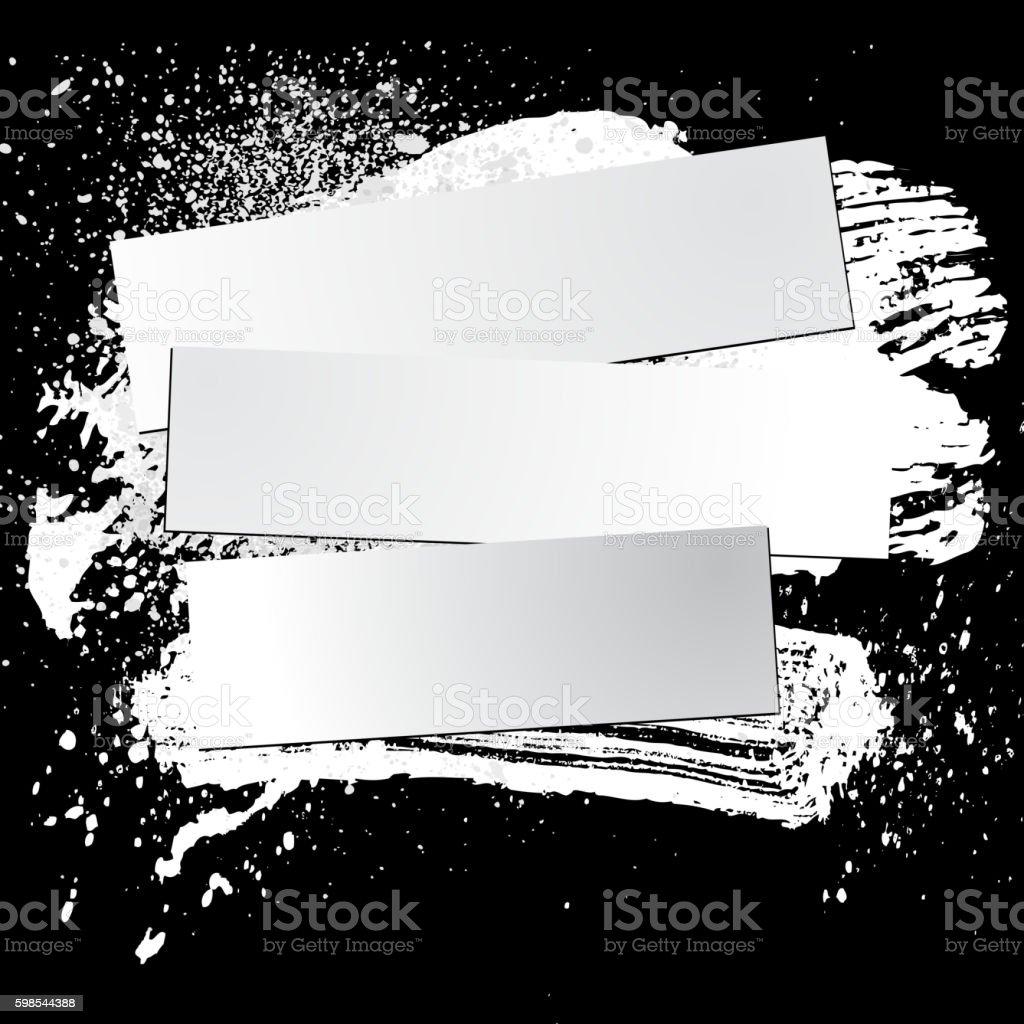 blot 07 black white blot 07 black white – cliparts vectoriels et plus d'images de abstrait libre de droits