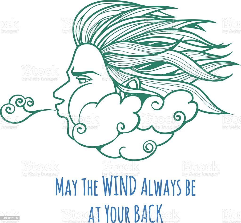 Image result for wind at your back