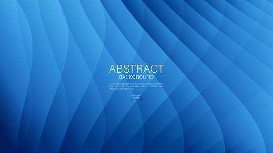Blue abstract background, Geometric vector, graphic, Minimal Texture, cover design, flyer template, banner, web page, book cover, advertisement, printing template, decoration wallpaper.