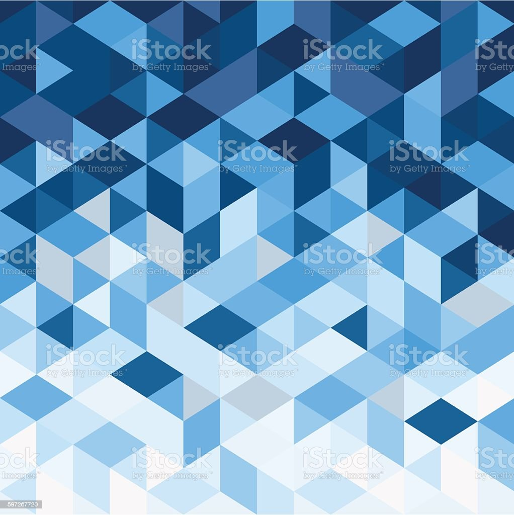 blue abstract background. royalty-free blue abstract background stock vector art & more images of abstract