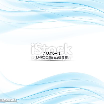 istock Blue Abstract Background 833384678