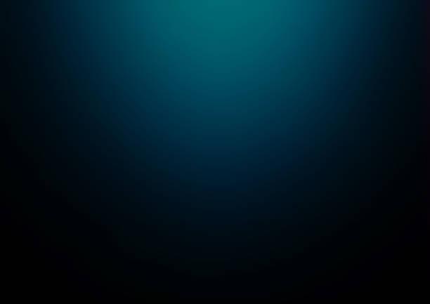 niebieskie abstrakcyjne tło - ciemny stock illustrations