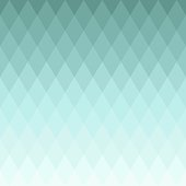 blue abstract geometric diamond seamless pattern, background, wallpaper, banner, label, vector design