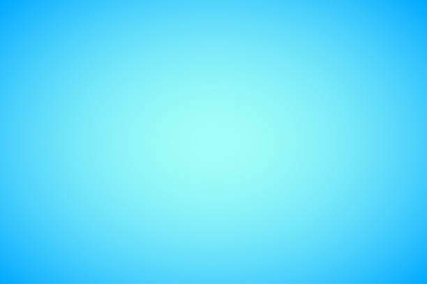 Blue abstract gradient background vector art illustration