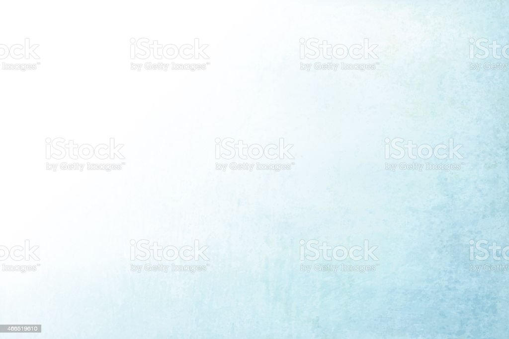 A blue and white fading background vector art illustration