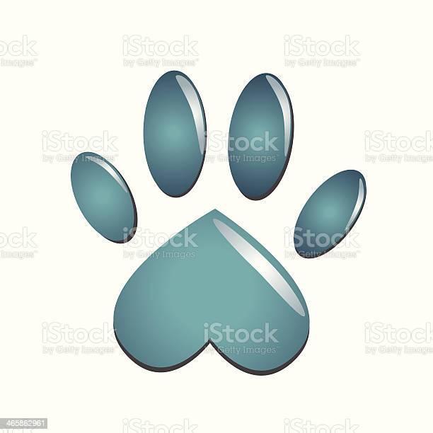 Blue animal paw vector id465862961?b=1&k=6&m=465862961&s=612x612&h=ksdwrwpt5owxwewwwkvpul2m gabijg4qea23z3i2mi=