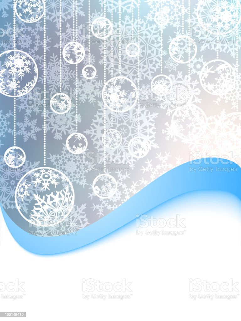 Blue background with christmas snowflake. EPS 8 royalty-free blue background with christmas snowflake eps 8 stock vector art & more images of abstract