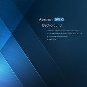 istock Blue & black abstract EPS10 background 473953842