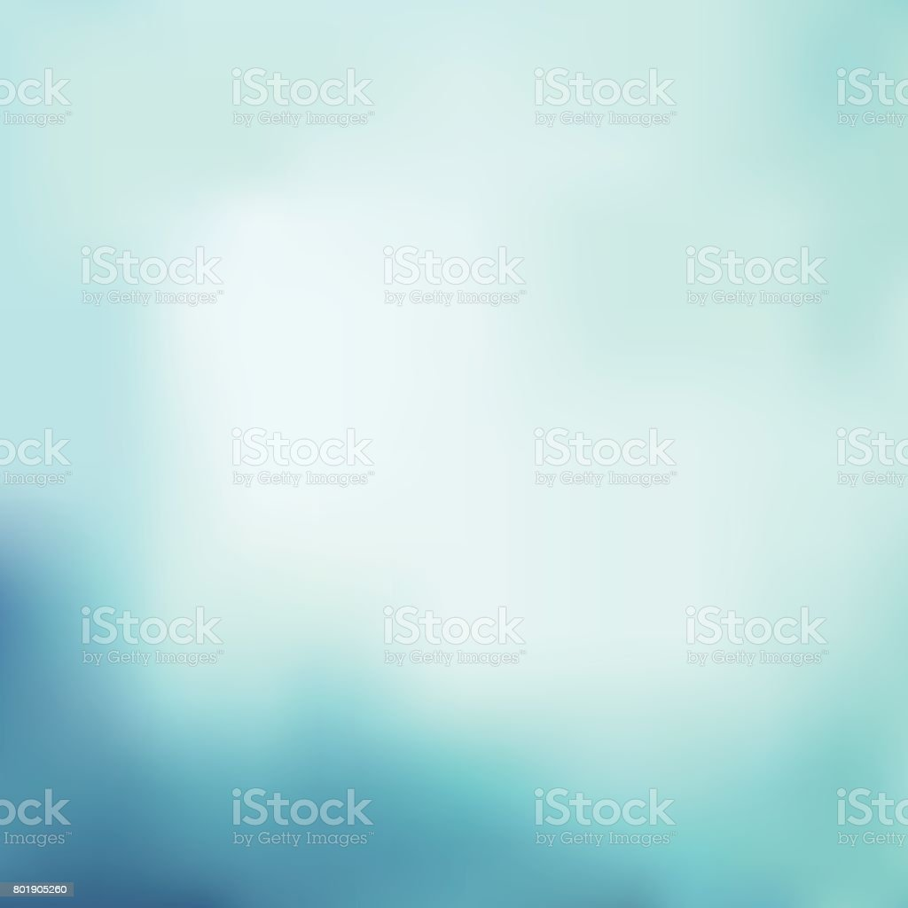 blue blur backgrounds vector art illustration