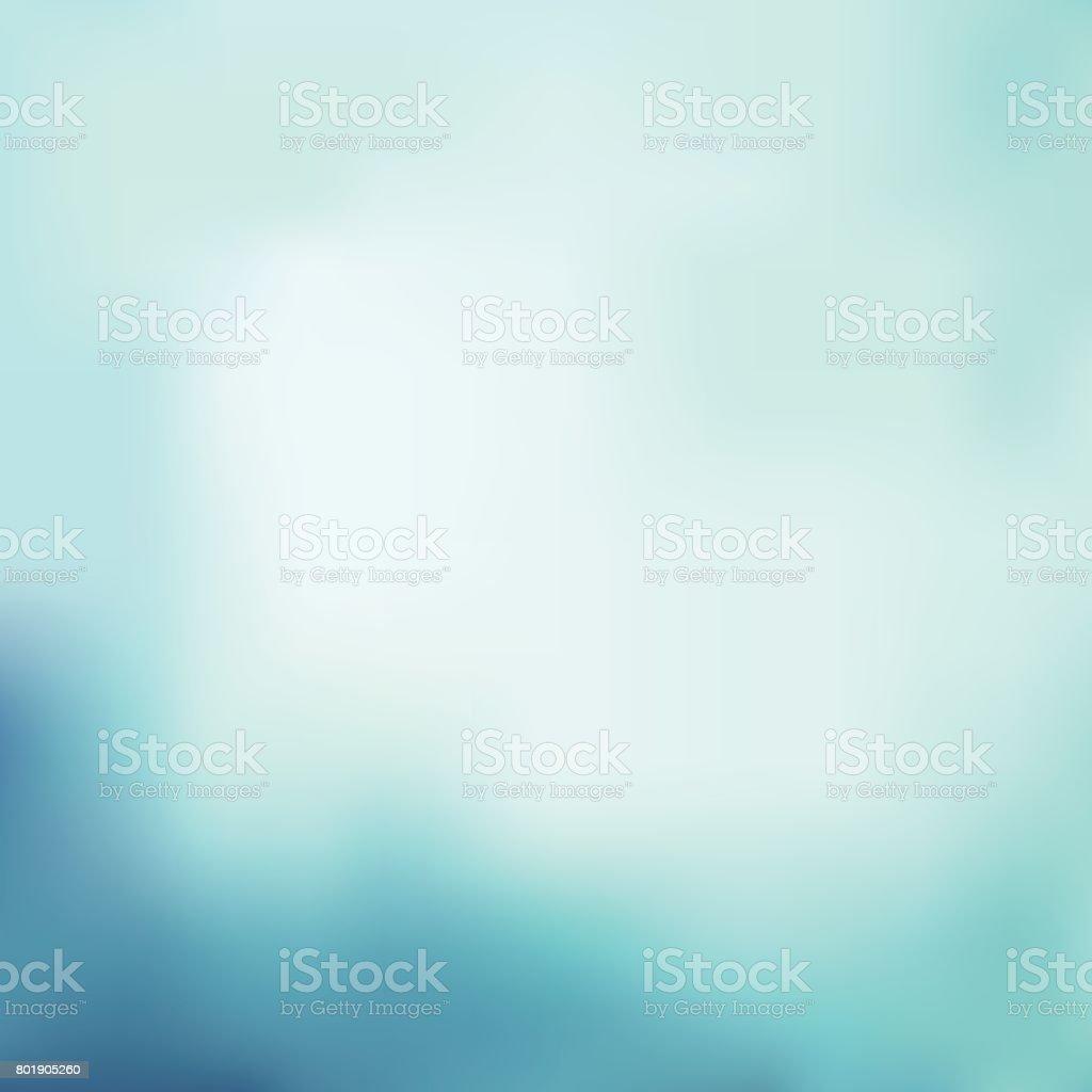 planos de fundo azul borrão - ilustração de arte em vetor