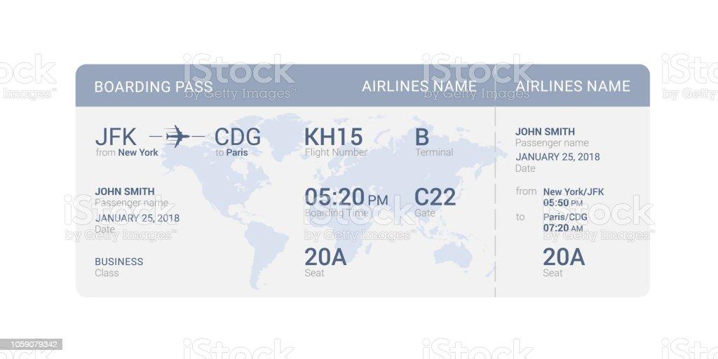 Azul de embarque ilustración de azul de embarque y más vectores libres de derechos de aeropuerto libre de derechos