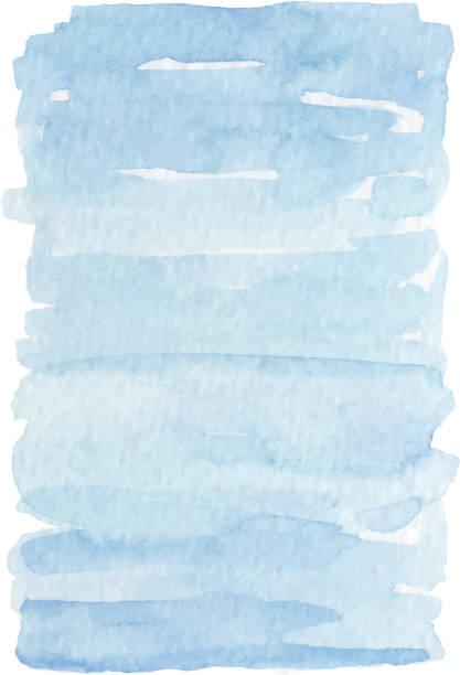 blue brush stroke bg blue watercolor background watercolor background stock illustrations