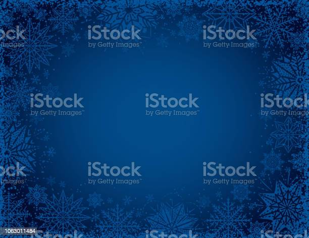 Blue christmas background with frame of snowflakes and stars vector vector id1063011484?b=1&k=6&m=1063011484&s=612x612&h=ygzr3e9lnvnaoxh6520eu6vdcqs2hxn1d0djt2ek3vm=