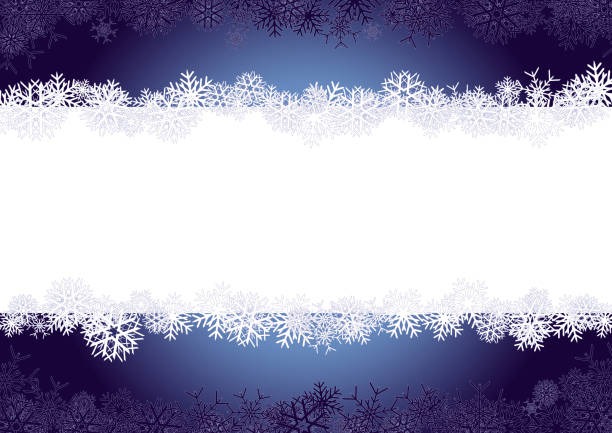 Blue Christmas greetings card, New Year background, part vector art illustration