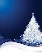 Christmas Greeting. EPS 10 file.