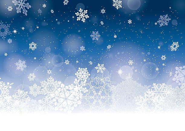 blue christmas winter background - ferien und feiertage stock-grafiken, -clipart, -cartoons und -symbole