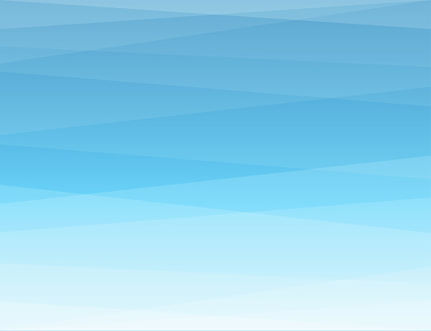 Blue color shape abstract background flat vector design clipart