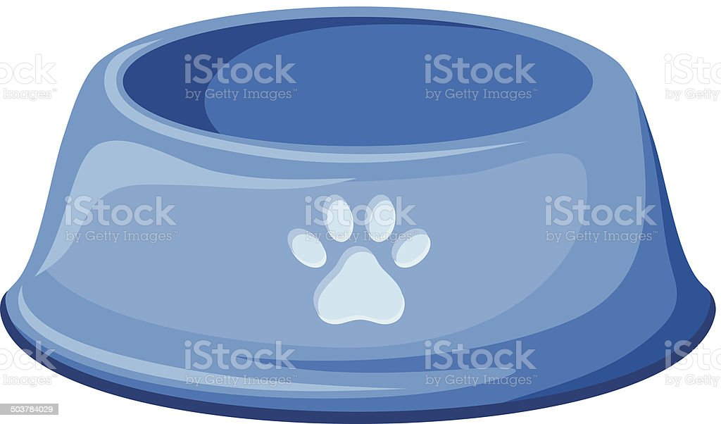 royalty free dog bowl clip art clip art vector images rh istockphoto com dog bow clip art dog water bowl clipart