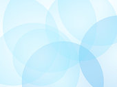 blue dots vector background