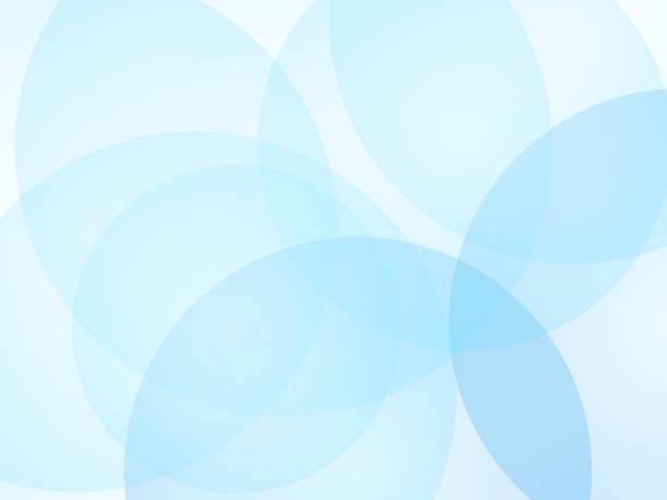 ilustrações de stock, clip art, desenhos animados e ícones de blue dots vector background - tranquilidade