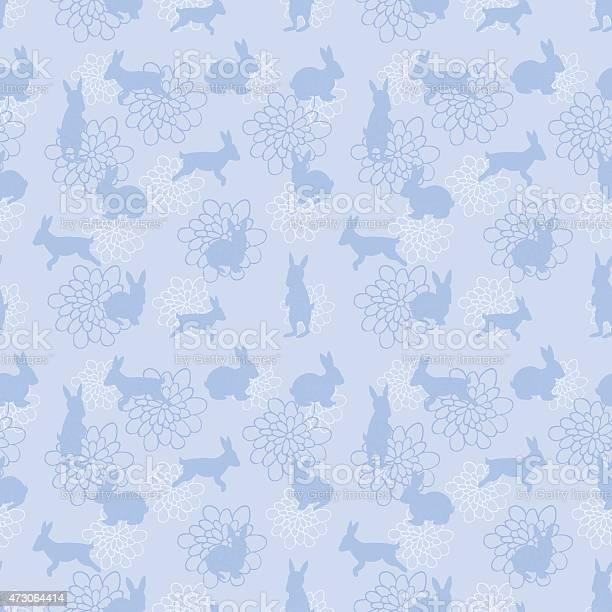 Blue enchanted lapins pattern vector id473064414?b=1&k=6&m=473064414&s=612x612&h=rvx psts8hpesess2haffwq aa9lus6c3nloombhy5q=