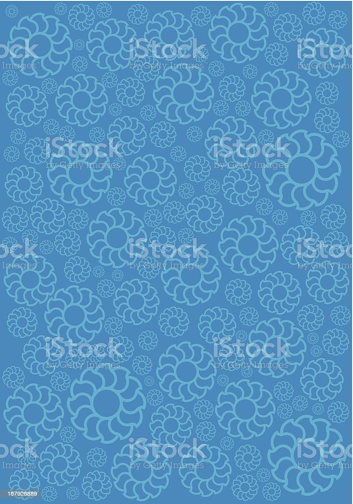 Blue Flowers royalty-free blue flowers stock vector art & more images of blue
