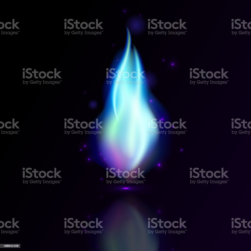 blue gas industry fire flame stock vector art 468942408 istock