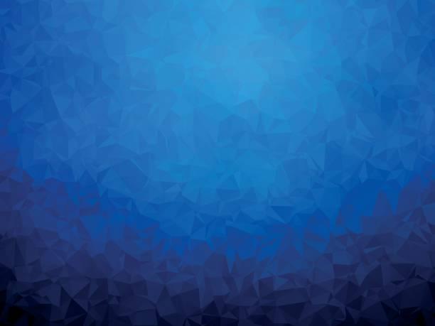 blue geometric wallpaper background vector art illustration