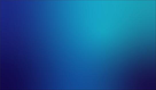 Blue gradient soft background