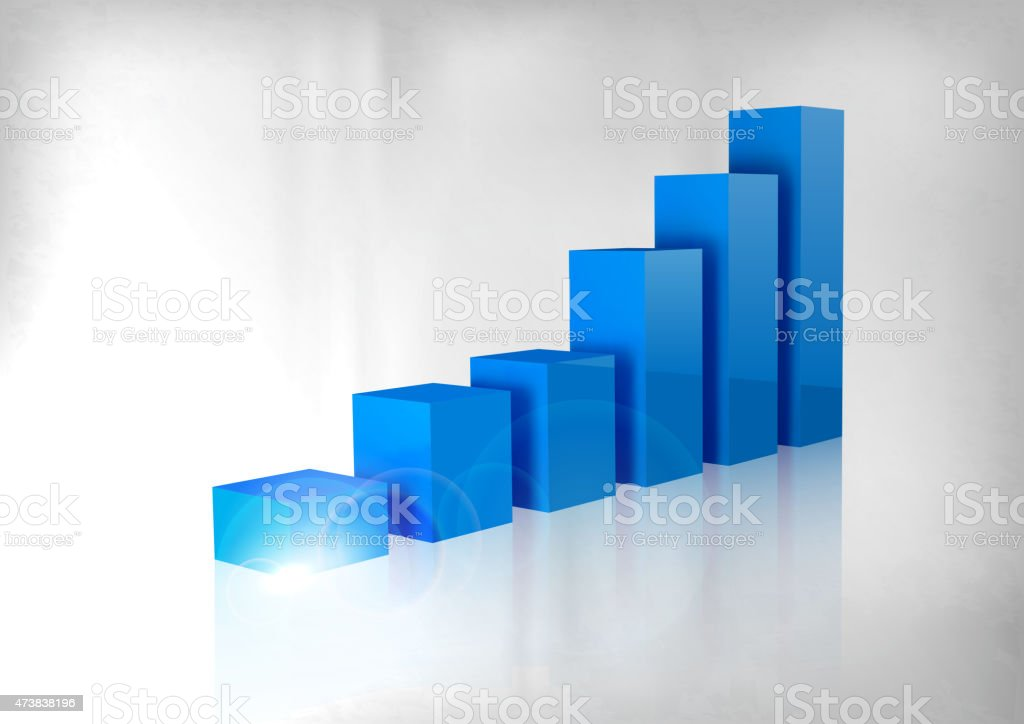 Blue Grafik – Vektorgrafik