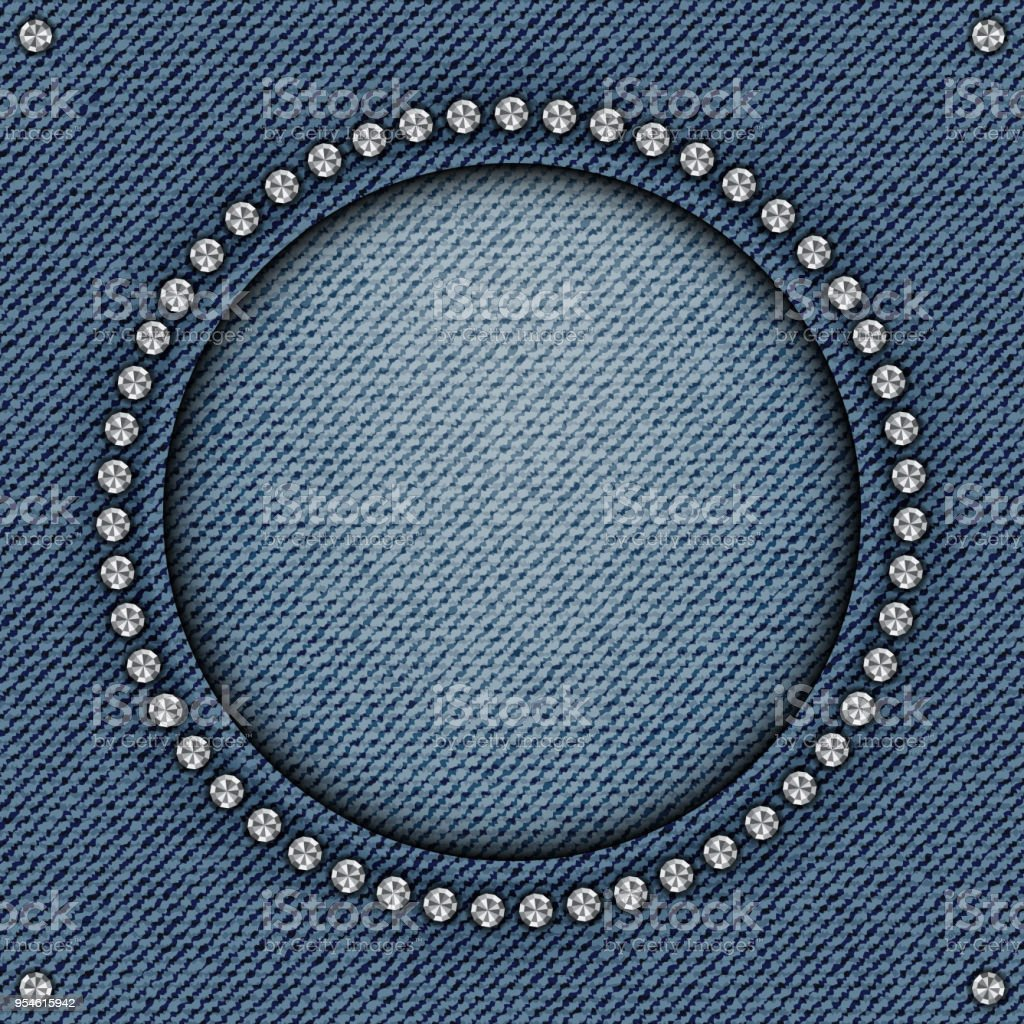royalty free denim and diamonds clip art vector images