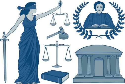 Blue Justice Elements