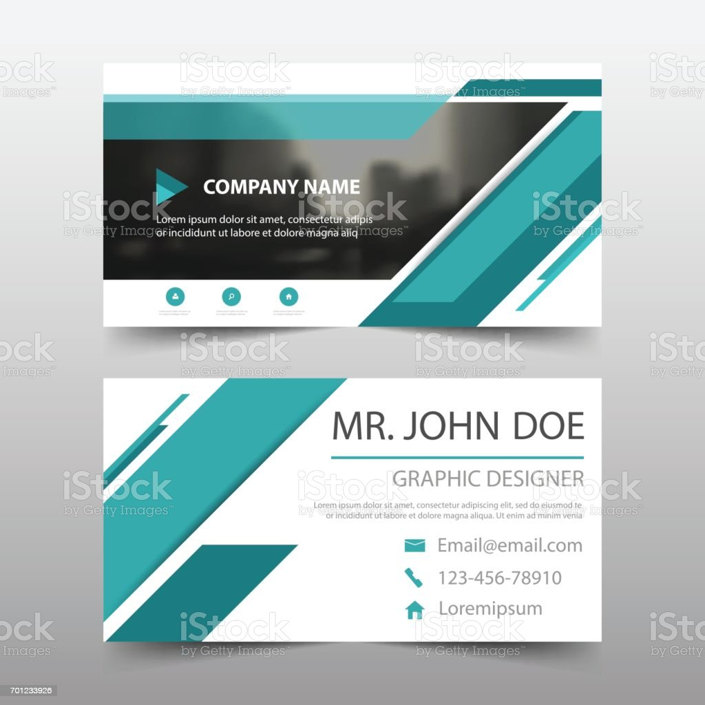 Blue label corporate business card name card template horizontal blue label corporate business card name card template horizontal simple blue label corporate business card name reheart Choice Image