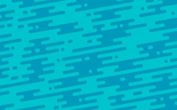 ilustrações de stock, clip art, desenhos animados e ícones de blue line splash background - alter do chão