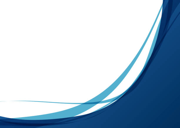 Blue line vector background Blue line vector background dark blue stock illustrations