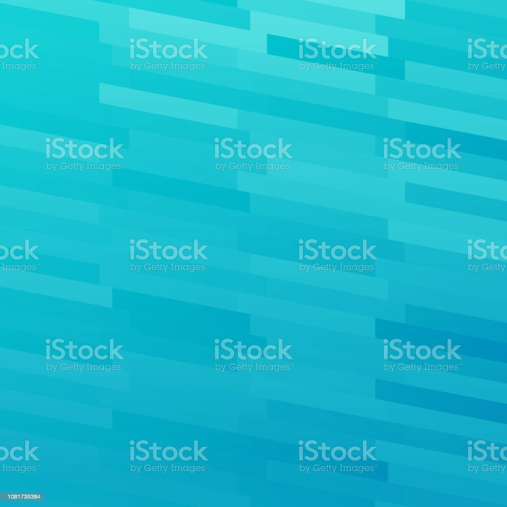 Blue Lines Abstract Background vector art illustration