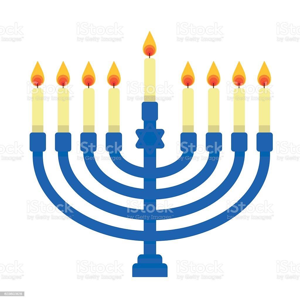 royalty free menorah clip art vector images illustrations istock rh istockphoto com menorah candles clipart menorah candles clipart