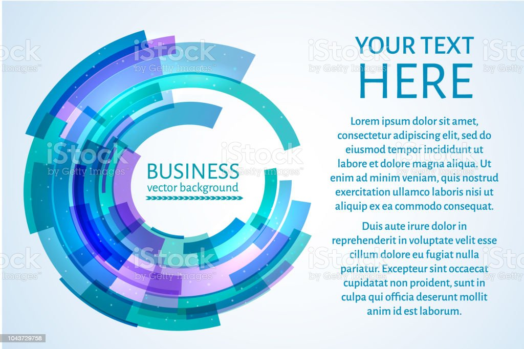 Blue mint and purple circle business background technology concept blue mint and purple circle business background technology concept easy to edit design accmission Image collections