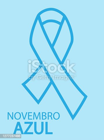 istock Blue November in Portuguese language 1277237493