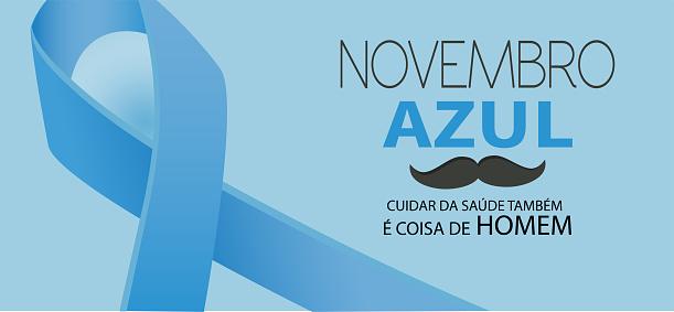 Vetores de Novembro Azul e mais imagens de Apoio
